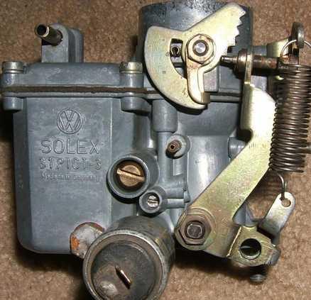 Pict Idleadjust besides Pict Carburetor Electric Choke Fit Vw Volkswagen Carburator Bug Solex Empi further Hqdefault moreover Hbr moreover S L. on vw solex carburetor 30 pict 2