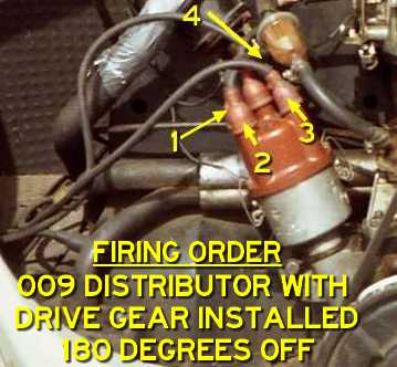 009FiringOrderGearInWrong thesamba com beetle late model super 1968 up view topic vw beetle spark plug wire diagram at crackthecode.co