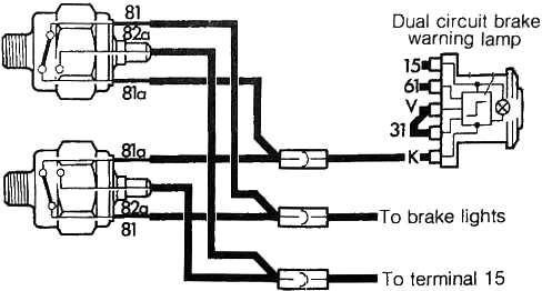 thesamba.com :: vanagon - view topic - what turns on brake ... pressure warning light switch wiring diagram