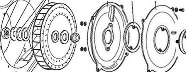 12 volt alternator conversion kits 55 amp 75 amp 95 amp